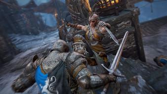 бой, крепость, рыцарь, оружие, валькирия