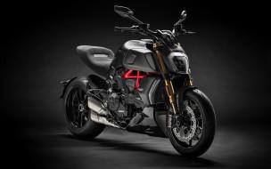 ducati, итальянские мотоциклы, новый, супербайк, черный