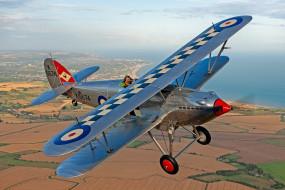 Биплан, 1931, RAF