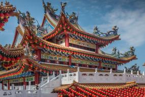 города, - буддийские и другие храмы, куала-лумпур