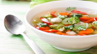суп, овощной