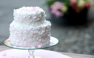 еда, торты, свадебный