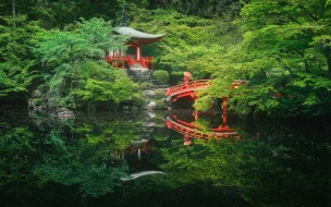 японский, садик