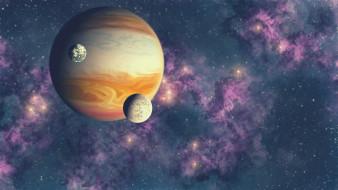 вселенная, галактика, звезды, планеты