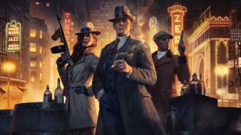 empire of sin, e3 2019, paradox interactive, видеоигры