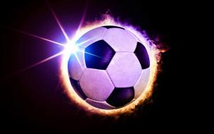 спорт, футбол, мяч