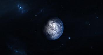 космос, земля, background, by, starkitecktdesigns