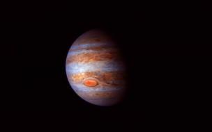 обои для рабочего стола 2880x1800 космос, юпитер, галактика, вселенная, планета, звезды