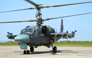 Аллигатор, вертушка, полёт, вертолёт, КА- 52