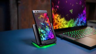 игровой гаджет, мощный, razer phone 2, технологии, смартфон