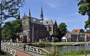 Church in Alkmaar, Netherlands