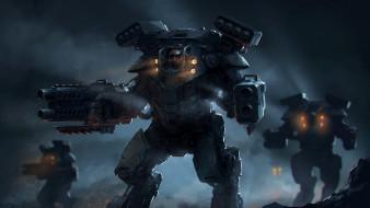 роботы, механизмы