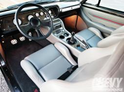 1965, chevy, malibu, автомобили, интерьеры