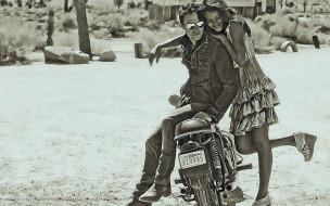 мужчина, очки, ласка, девушка, мотоцикл, 2019, calendar, женщина
