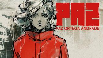 Паз Ортега, куртка, девушка, шпион