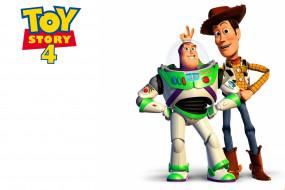 мультфильмы, toy story 4, история, игрушек, 4