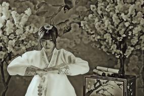 жест, calendar, женщина, кимоно, девушка, азиатка, 2019