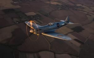 Spitfire, RAF