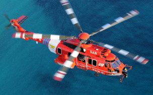 Helicopters H225M