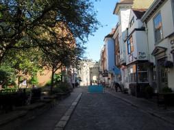 Windsor, Berkshire, UK, Cobbled Streets