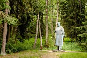 Литва, Сталин, скульптура