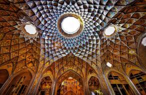 иран, свод, мечеть, архитектура