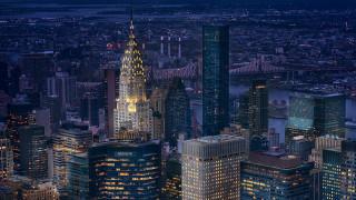 города, нью-йорк , сша, new, york