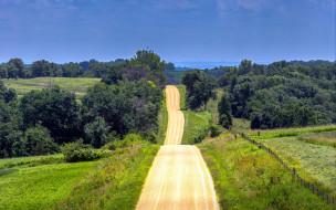 дорога, проселочная