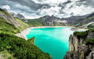 горное, озеро