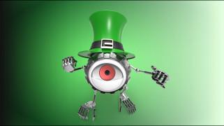 игрушка, фон, цилиндр, глаз