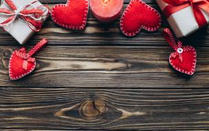 праздничные, день святого валентина,  сердечки,  любовь, сердечки, подарки