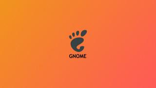 компьютеры, gnome, фон, логотип
