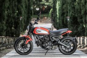 Ducati, мотоцикл, Scrambler