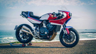 2019 honda cb1000r dirt endurance, мотоциклы, honda, хонда, побережье