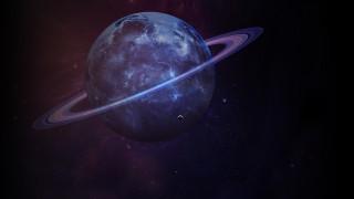 космос, сатурн