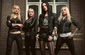 Crucified, Barbara, группа, рок, музыканты