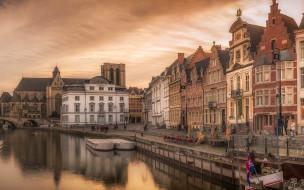 города, - другое, бельгия