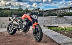 2019 ktm 790 duke, мотоциклы, ktm, супербайк, австрийские, кtm, 790, duke, 2019, hdr