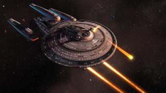 star trek online, видеоигры, 2019, age of discovery