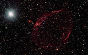 космос, звезды, созвездия, dem, l, 71, supernovae