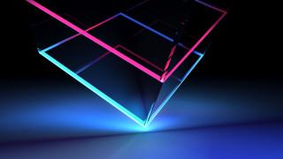 угол, решетка, куб, фигура