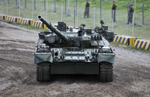ОБТ - Т-80У