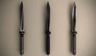оружие, 3d, нож