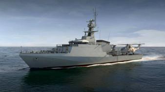 королевский военно-морской флот таиланда, hms trent, патрульное судно