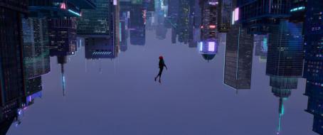 паук, город, мальчик