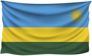 разное, флаги,  гербы, руанда