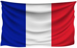 разное, флаги,  гербы, франция