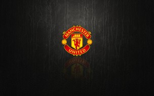 спорт, эмблемы клубов, manchester, united