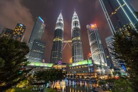 kuala lumpur, города, куала-лумпур , малайзия, простор