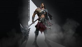 видеоигры, berserker hector, darkness rises, 2019, ролевой боевик